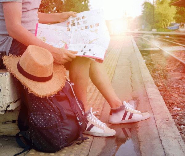 Alles was jeder Backpacker dabei haben sollte.
