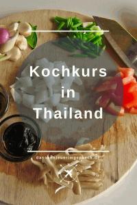 Ein Kochkurs in Thailand ist eine Reiseerinnerung zum Mitnehmen