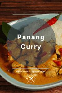 Panang Curry Rezept | Mein absolutes Lieblingsgericht! Probier es aus!
